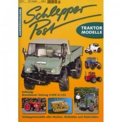 """Schlepper Post - Sonderausgabe 2011 - 2 """"Traktor Modelle"""""""