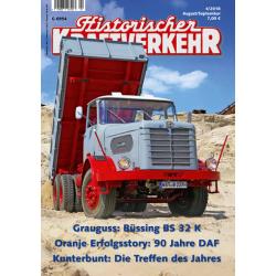 Historischer Kraftverkehr 2018 - 4
