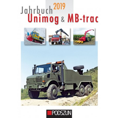 Jahrbuch Unimog & MB-trac 2019