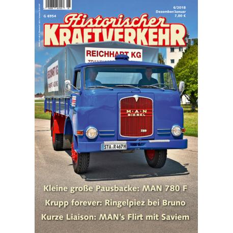 Historischer Kraftverkehr 2018 - 6