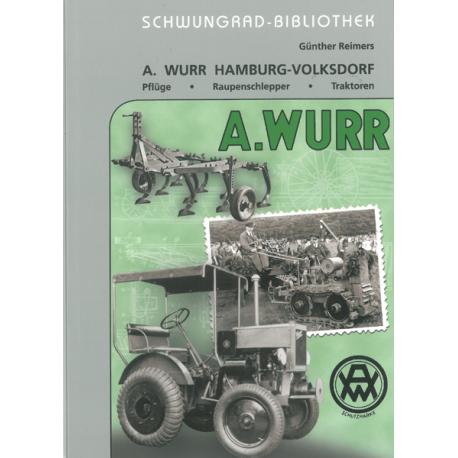 A. Wurr, Hamburg-Volksdorf