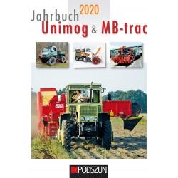 Jahrbuch Unimog & MB-trac 2020