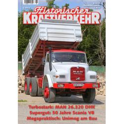 Historischer Kraftverkehr 2019 - 6