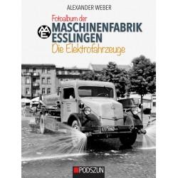 Fotoalbum der Maschinenfabrik in Esslingen - Die Elektrofahrzeuge