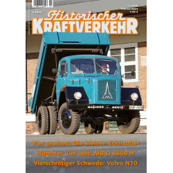 Historischer Kraftverkehr 2020 - 1