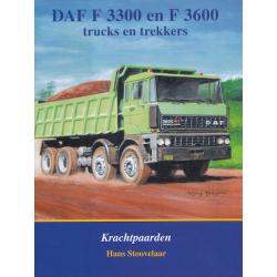 DAF F 3300 en F 3600