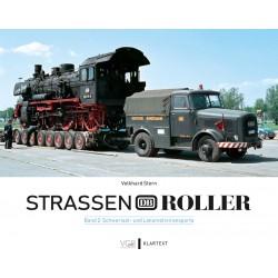 Strassenroller, Band 2 - Schwerlast- und Lokomotivtransporte