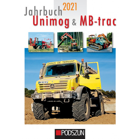 Jahrbuch Unimog & MBtrac 2021