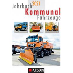 Jahrbuch Kommunalfahrzeuge 2021