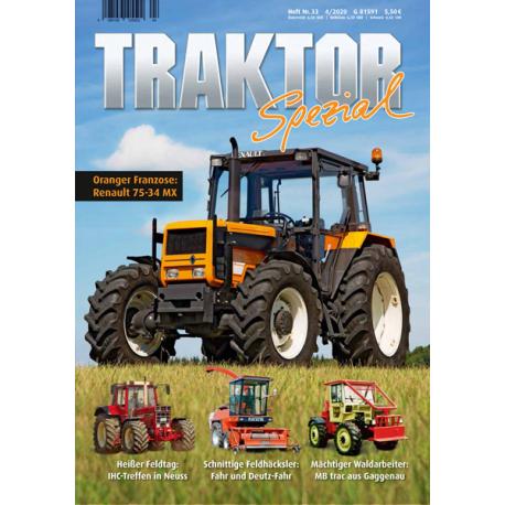 Traktor Spezial 33 (2020 - 4)