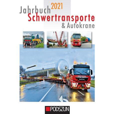 Jahrbuch Schwertransporte 2021