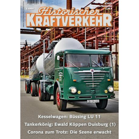 Historischer Kraftverkehr 2020 - 5