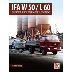 IFA W 50 / L60 - Die DDR-Frontlenker-Legende