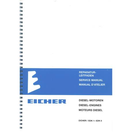 Eicher Reparatur-Leitfaden