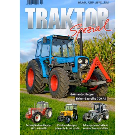 Traktor Spezial 34 (2021 - 1)
