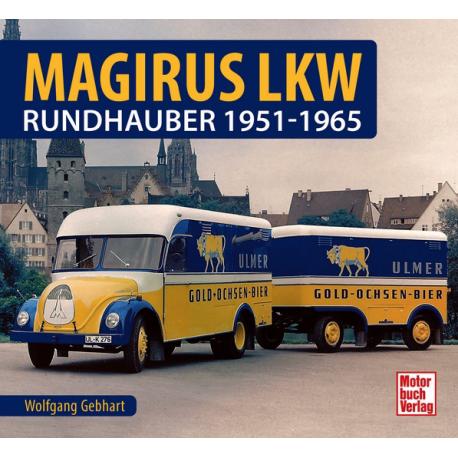 Magirus LKW Rundhauber 1951-1965