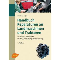 Handbuch Reparaturen an Landmaschinen