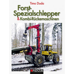 Forst-Spezialschlepper & Kombi-Rückemaschinen