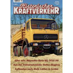 Historischer Kraftverkehr 2021 - 3