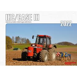 Kalender 2022 - IHC/ Case IH Schlepper im Einsatz