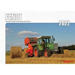 Kalender 2022 - Fendt Schlepper im Einsatz