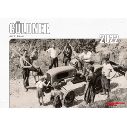 Kalender 2022 - Güldner Schlepper Classic