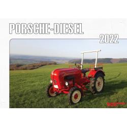 Kalender 2022 - Porsche-Diesel Schlepper im Einsatz