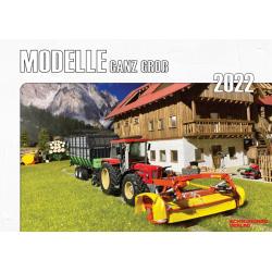 Kalender 2022 - Modelle ganz groß