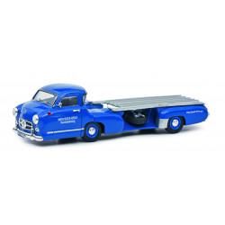 "Mercedes Benz ""Blaues Wunder"""