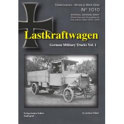 Lastkraftwagen - German Military Trucks 1