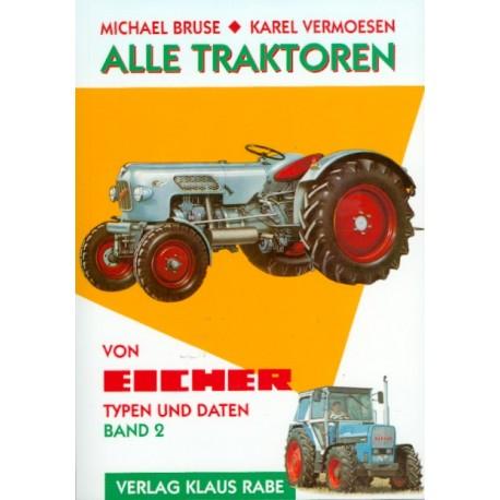 Alle Traktoren von Eicher Bd. 2