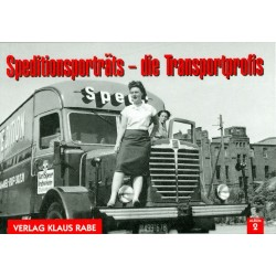 Speditionsporträts - Die Transportprofis