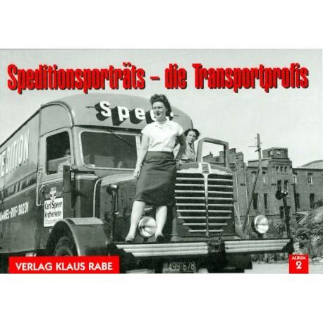 Speditionsporträts - Die Transportprofis