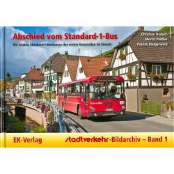 Abschied vom Standart-1-Bus