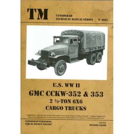 GMC CCKW-352 & 353