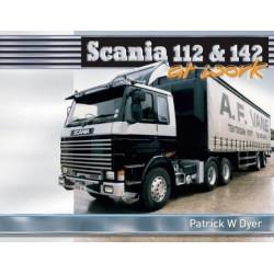 Scania 112 & 143 at wort