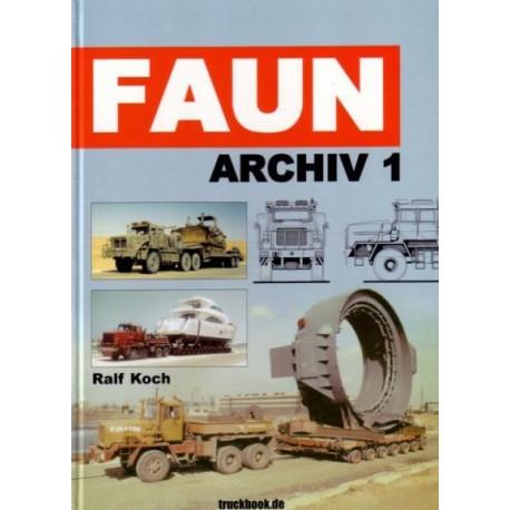 Faun Archiv Bd. 1