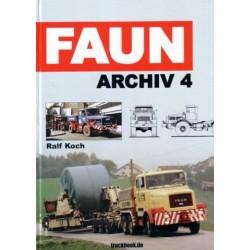 Faun Archiv Bd. 4