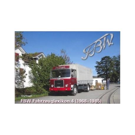 FBW Fahrzeuglexikon 4 (1968 - 1985)