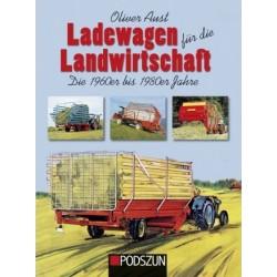 Ladewagen für die Landwirtschaft