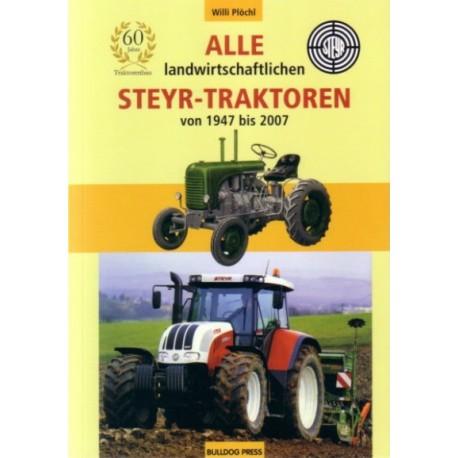 Alle landwirtschaftlichen Steyr-Traktoren