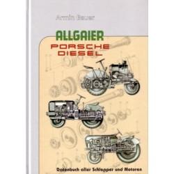 Allgaier Porsche Diesel - Datenbuch