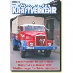 Historischer Kraftverkehr 2006 - 5