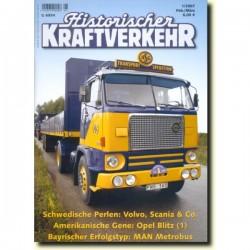Historischer Kraftverkehr 2007 - 1