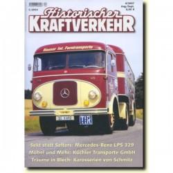 Historischer Kraftverkehr 2007 - 4