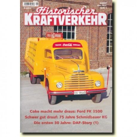 Historischer Kraftverkehr 2007 - 5