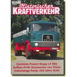 Historischer Kraftverkehr 2008 - 4