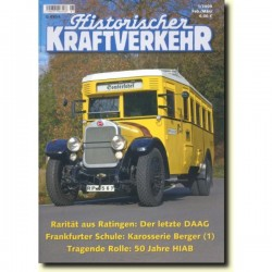 Historischer Kraftverkehr 2009 - 1