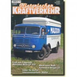 Historischer Kraftverkehr 2009 - 2