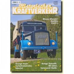 Historischer Kraftverkehr 2009 - 3